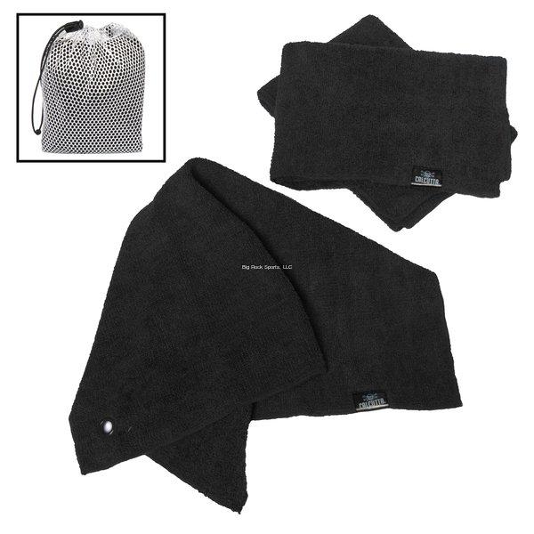 Calcutta CBT-BK Bait Towel 3 Pack