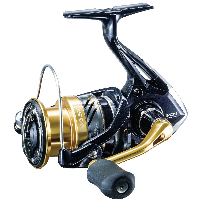 Shimano Nasci FB Series Spinning Reels