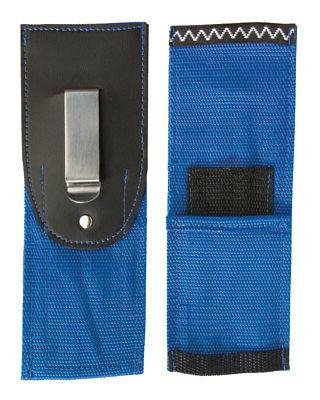 Shimano Brutas Nylon Pliers Sheath, Blue, Stainless Belt Clip