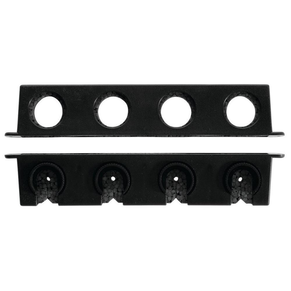 Berkley Twist Lock Rod Rack Black
