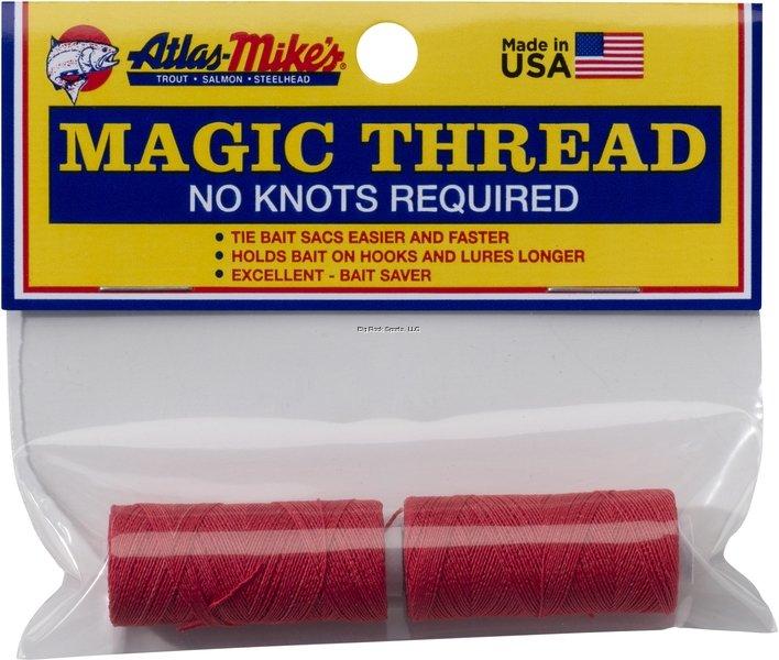 Atlas-Mike's Magic Thread 200' Red