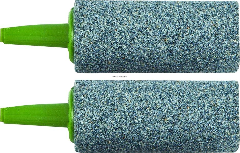 Marine Metal Glass Bead Air Stones Pair