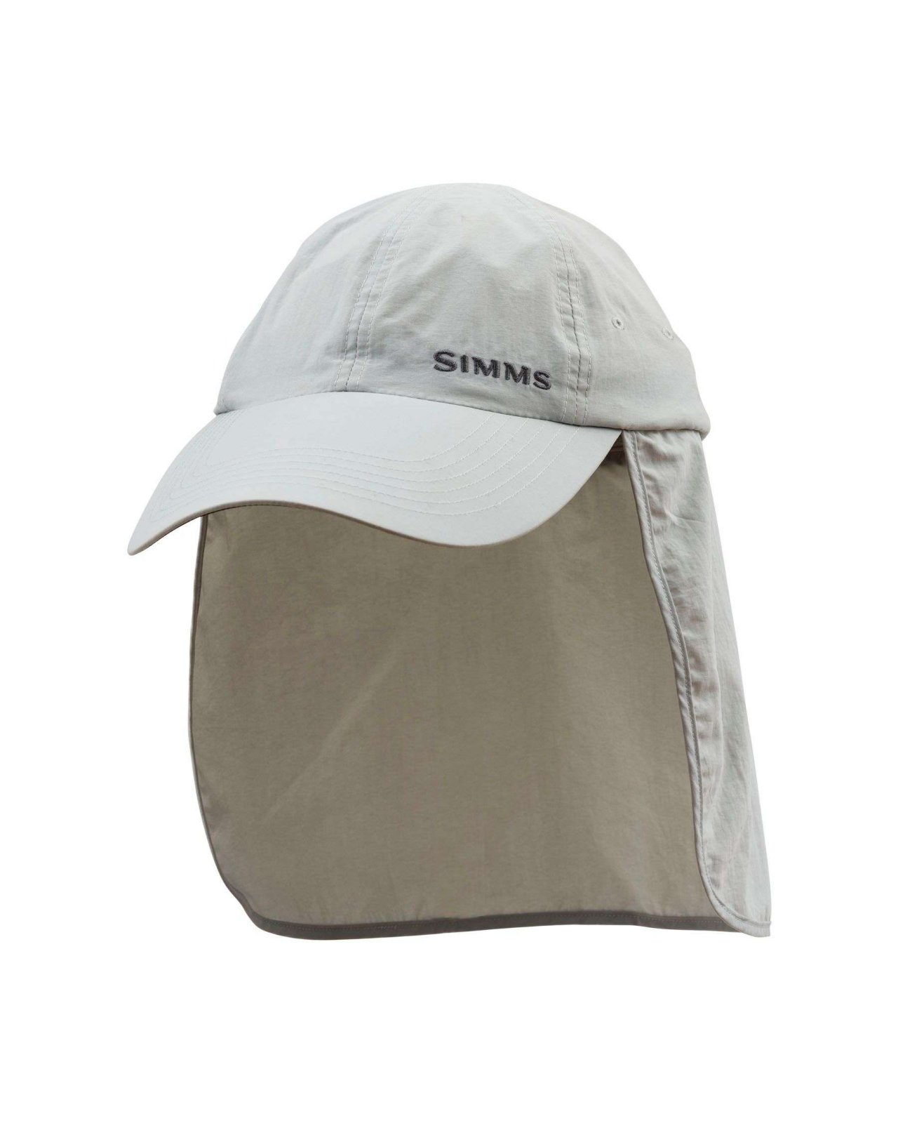 Simms Superlight Sunshield Cap - Sterling