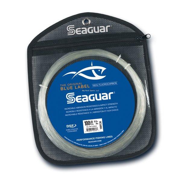 Seaguar Blue Label Big Game Fluorocarbon Leader 30 Meter Coils