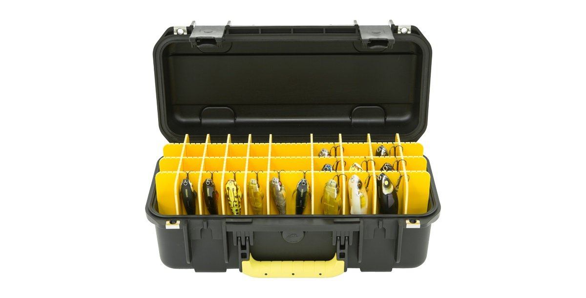 SKB iSeries Tackle Storage Lure Case Medium