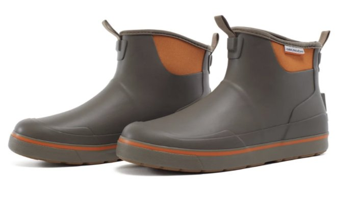 Grundens Deck Boss Ankle Boots
