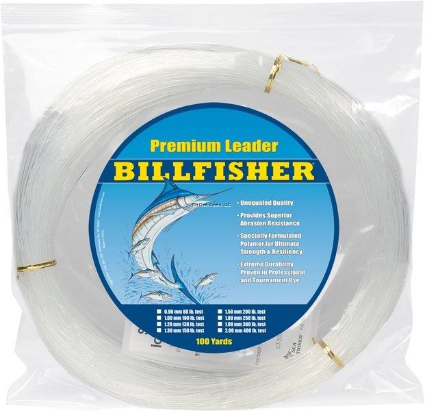 Billfisher Monofilament Leader 100yd Coils