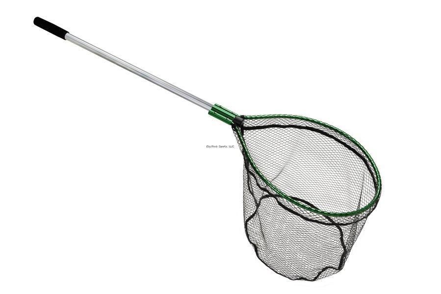 Beckman Net 17 x 20 Hoop PVC Basket 32 Handle