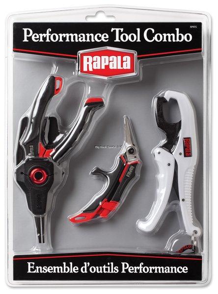 Rapala Performance Tool Combo Kit