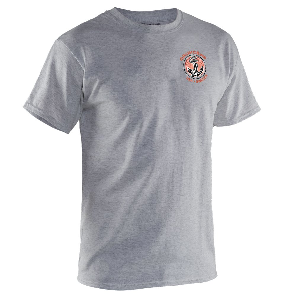 Grundens Anchor Graphic T-Shirts