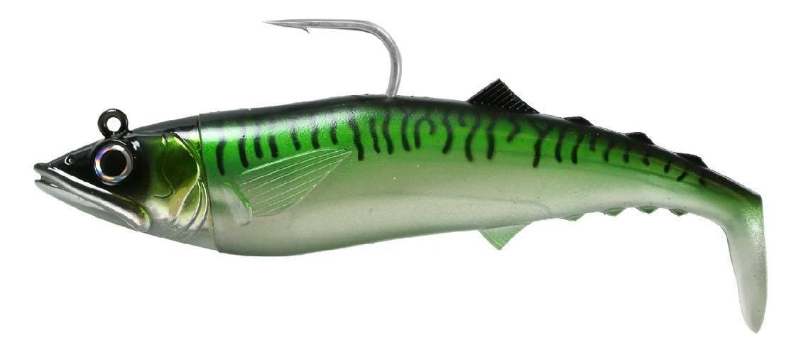 FishLab Mack Attack Soft Swimbaits