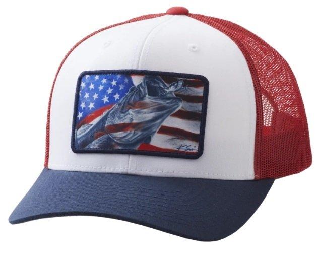 Huk Americana Frogger Trucker Hats