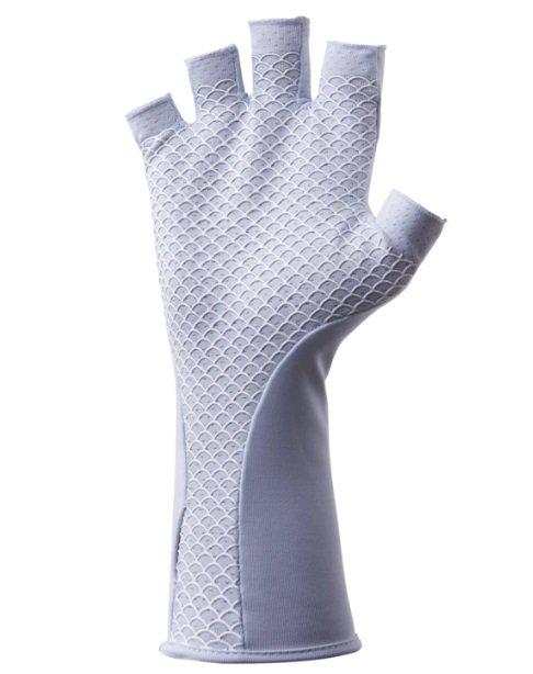 Huk Pursuit Sun Glove Glacier