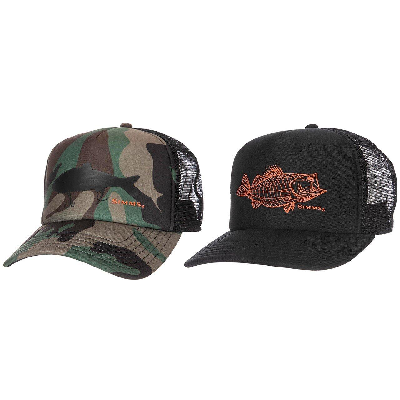 Simms Throwback Trucker Hat