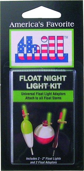 Thill Glow Stick Float Night Light Kit