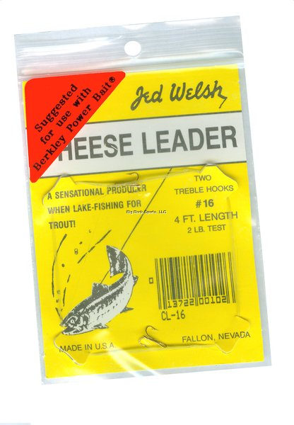 Jed Welsh Cheese Leader