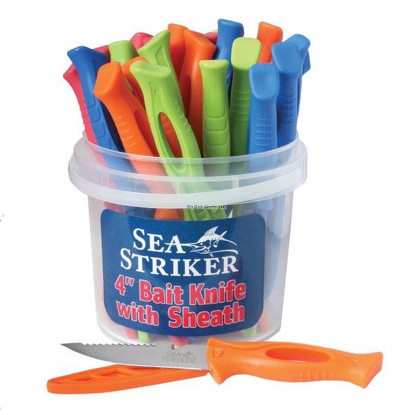 Sea Striker 4 Bait Knives