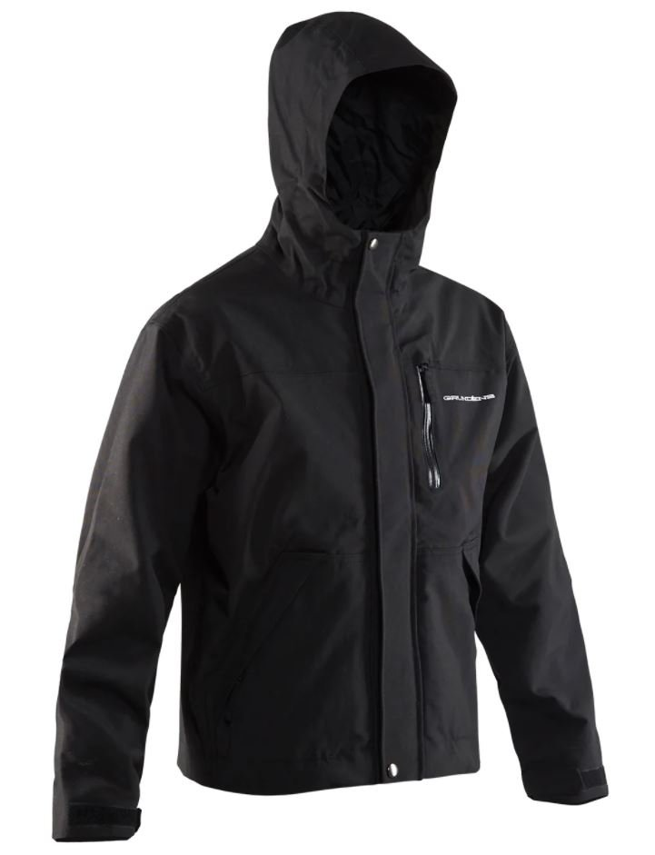 Grundens Weather Boss Coat Black