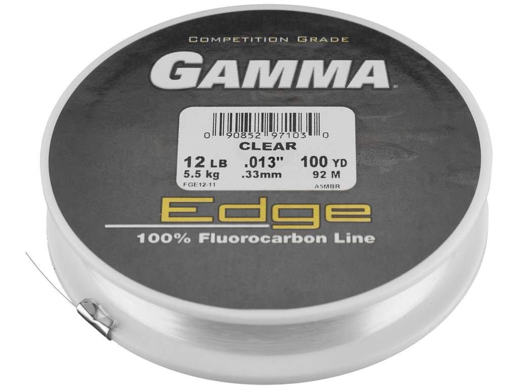 Gamma Edge - 100% Fluorocarbon Line