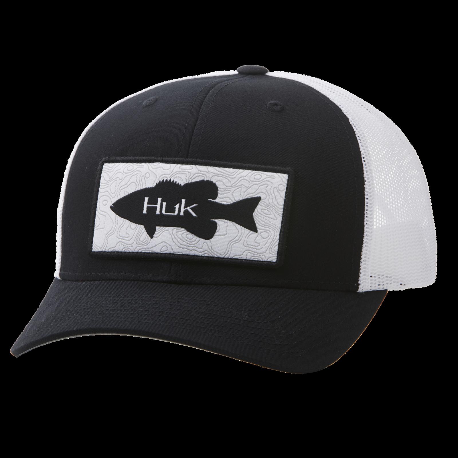 Huk Topo Trucker Hat