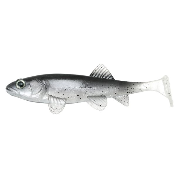 FishLab Bio-Minnow Soft Weedless Swimbaits