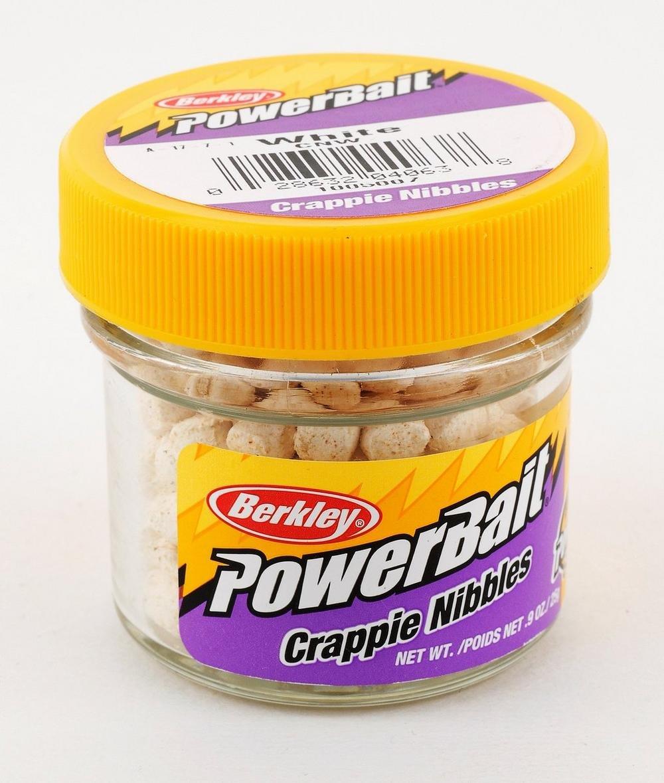 Berkley Powerbait Crappie Nibbles