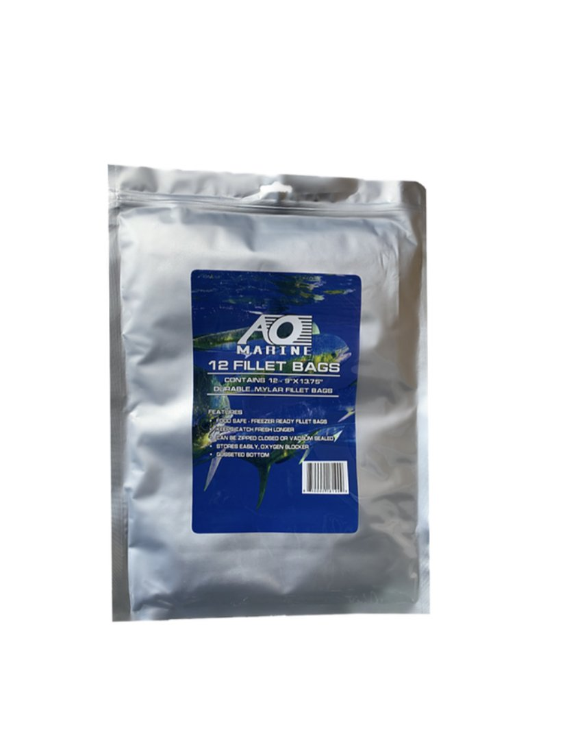 AO Coolers 12 Marine Fillet Bags