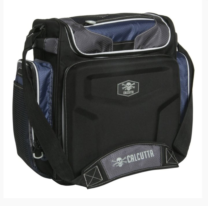 Calcutta Explorer 5-Tray Tackle Bag
