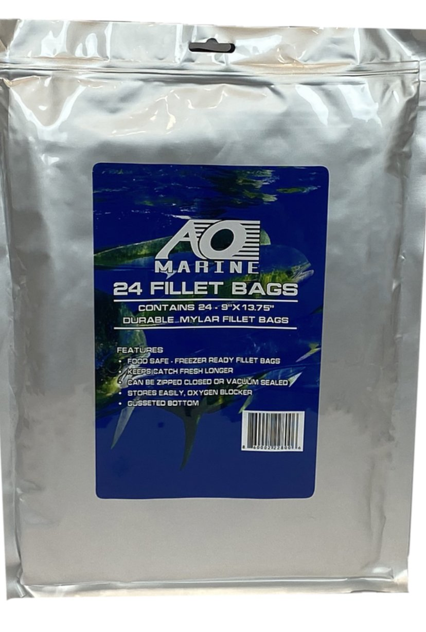 AO Coolers 24 Marine Fillet Bags