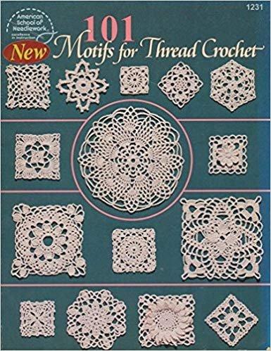 101 Motifs for Thread Crochet