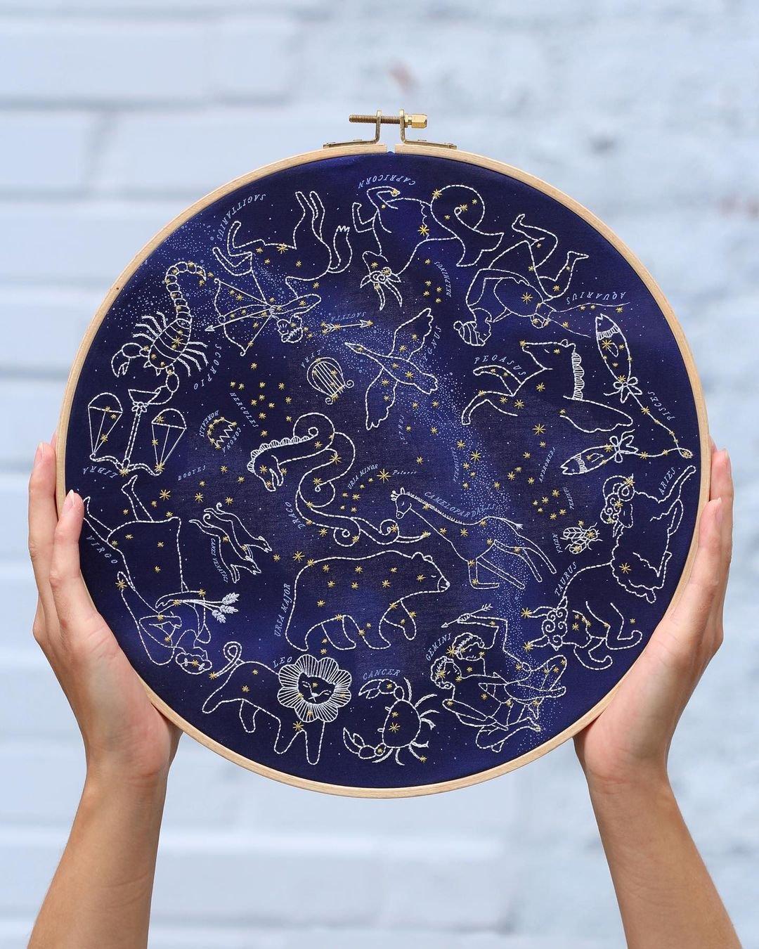 Constellation Series: Star Map (Pre-Order)