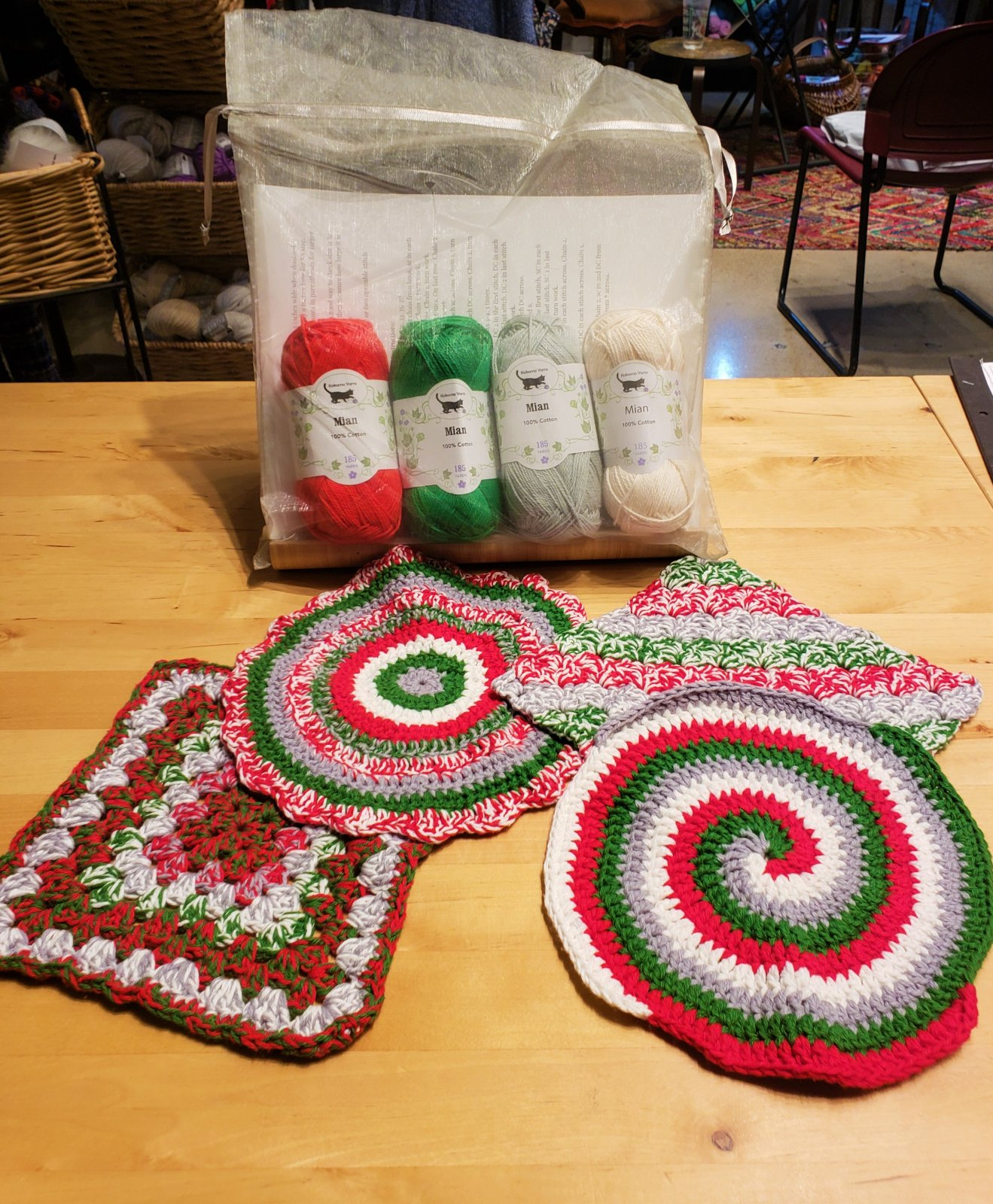 Mian Washcloth Kit