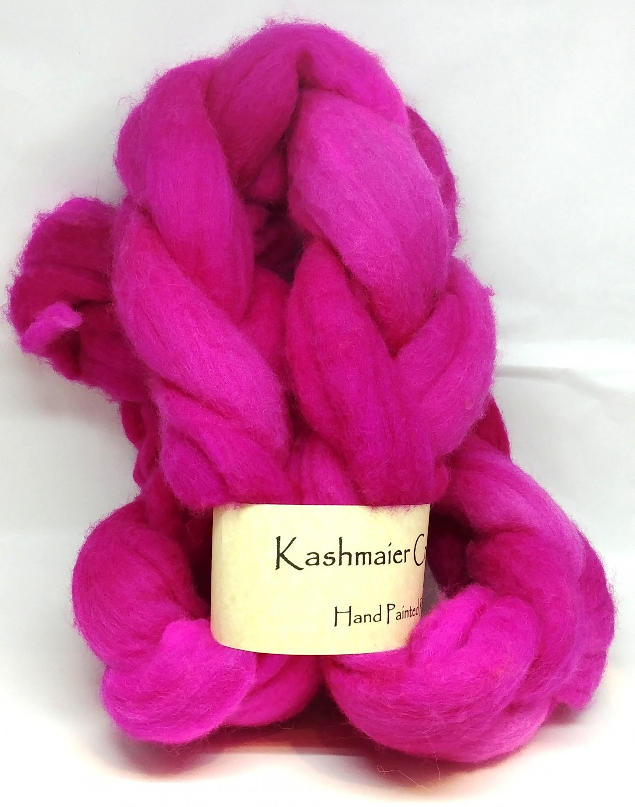 Kashmaier Creations - Hand Painted Roving (Merino 21.5 Micron)