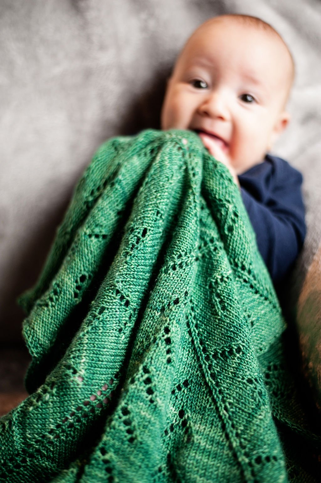 Key To The Tree Baby Blanket PDF