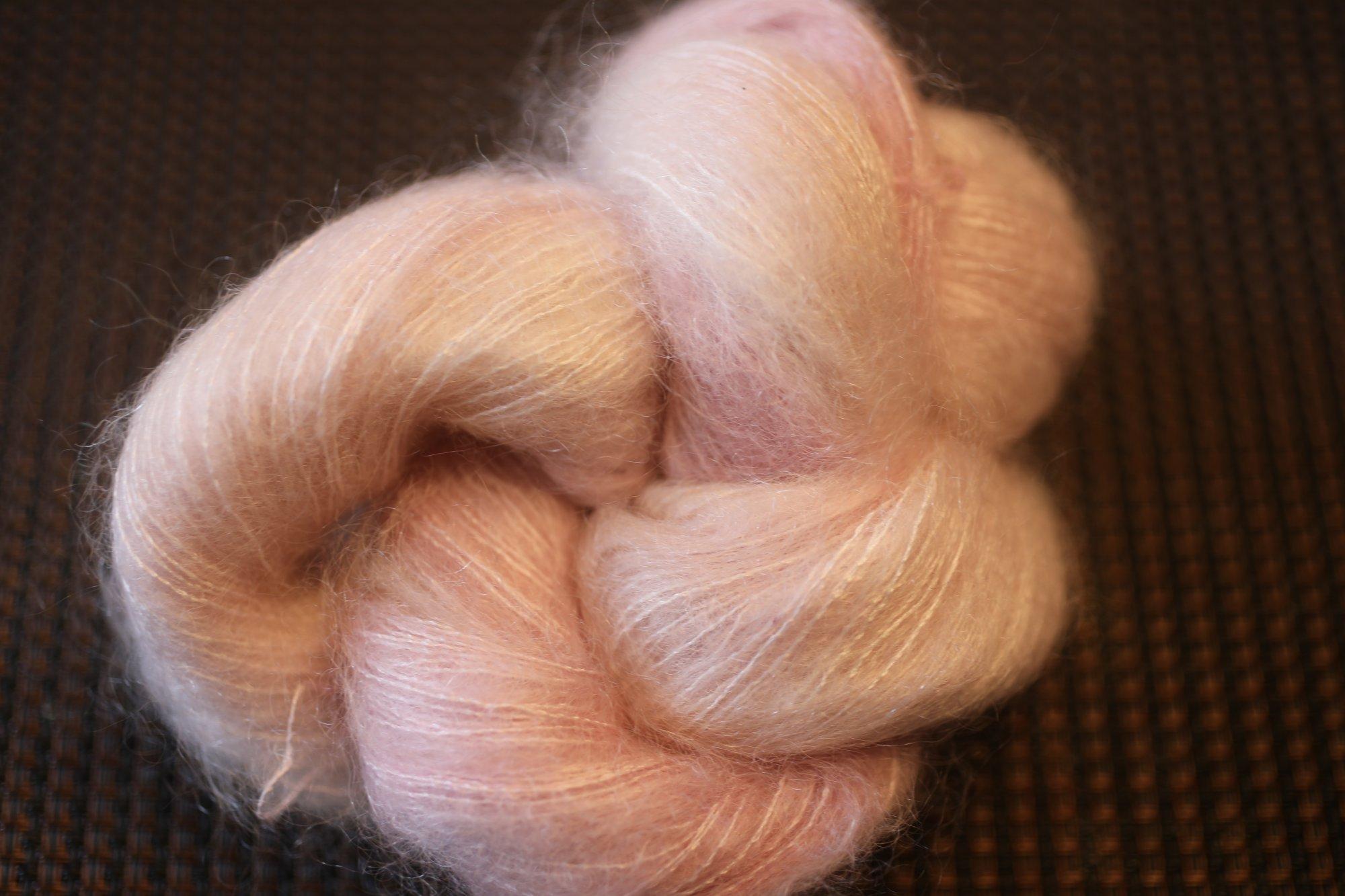 BlackSheep In-House Luxury Mohair Silk Hand-Dyed
