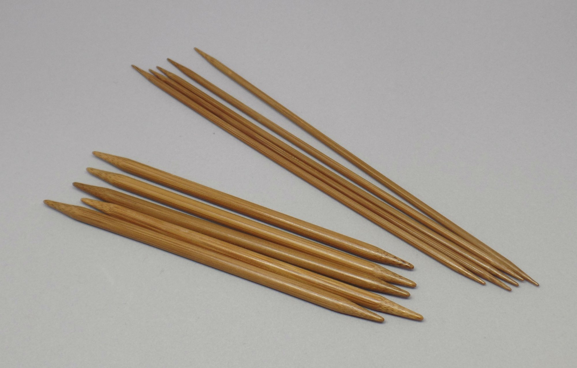 ChiaoGoo Bamboo Double Pointed Needles