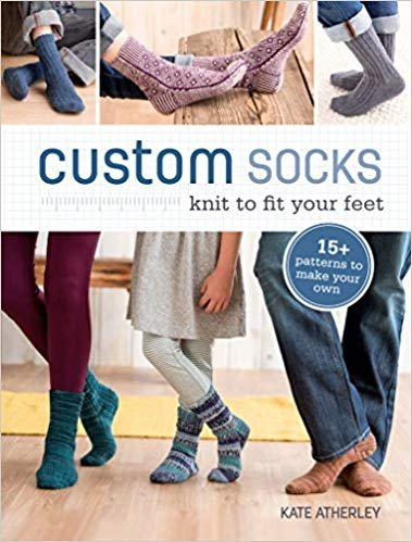 Custom Socks Knit to you Feet
