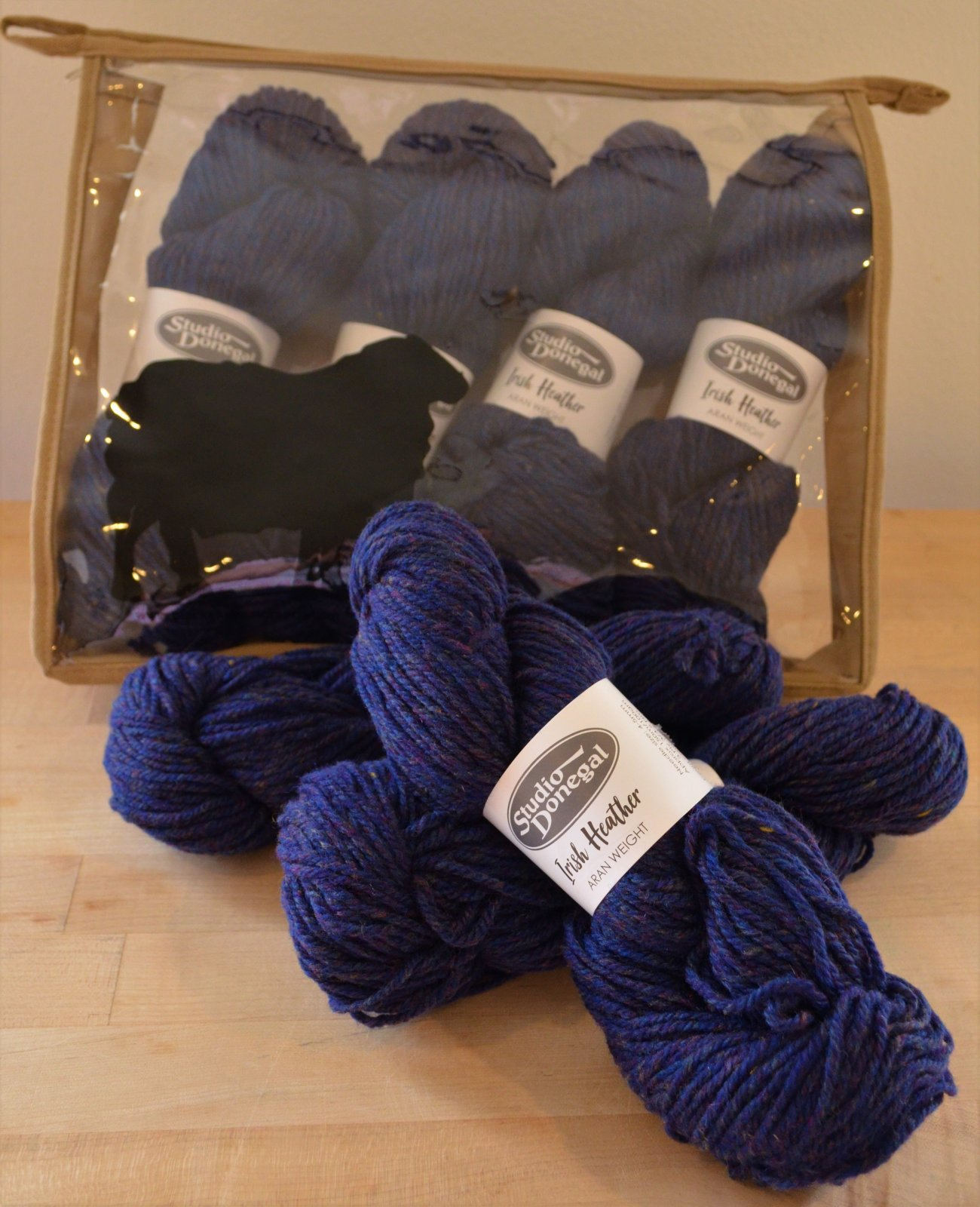 Oban Sweater Kit XS-L Sizes