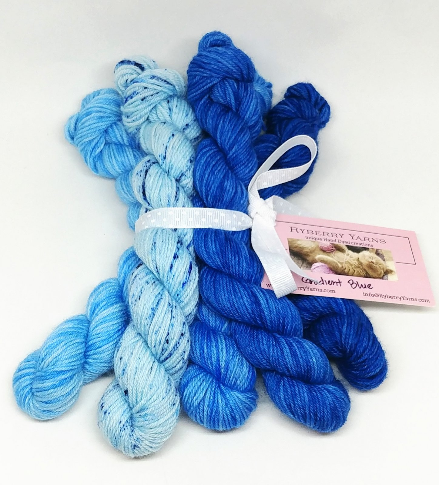 Ryberry Yarns Gradients