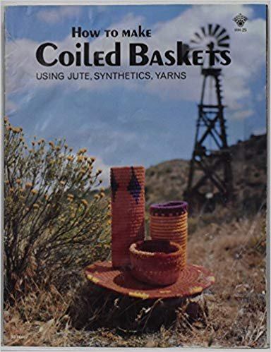 How to make Coiled Baskets