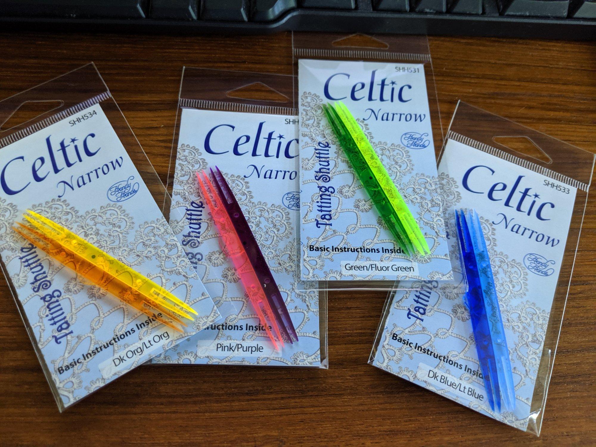 Celtic Tatting Shuttle