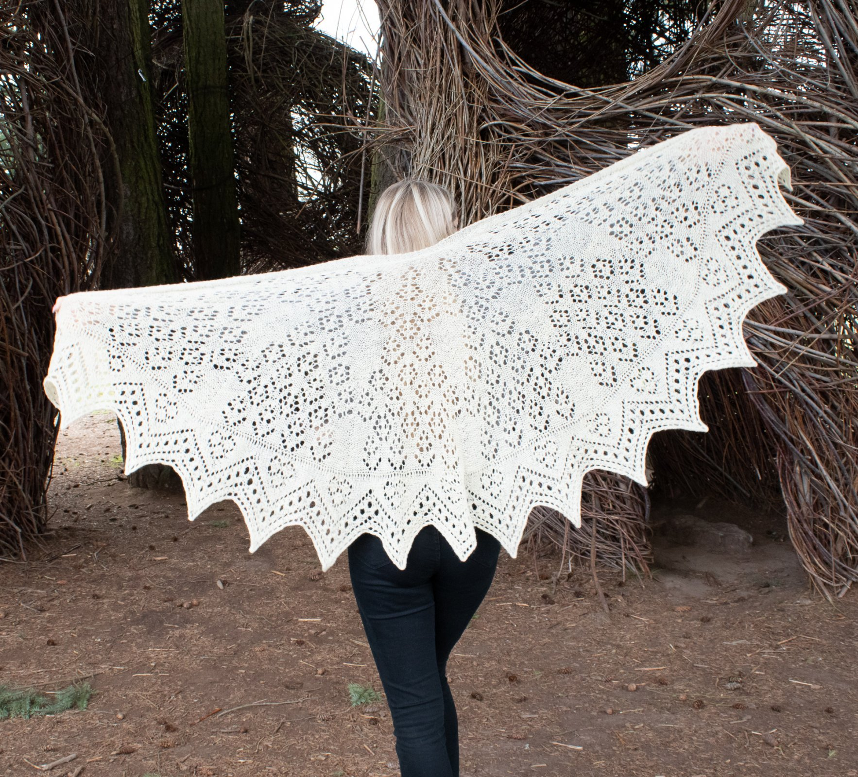 Rosita Shawl Kit