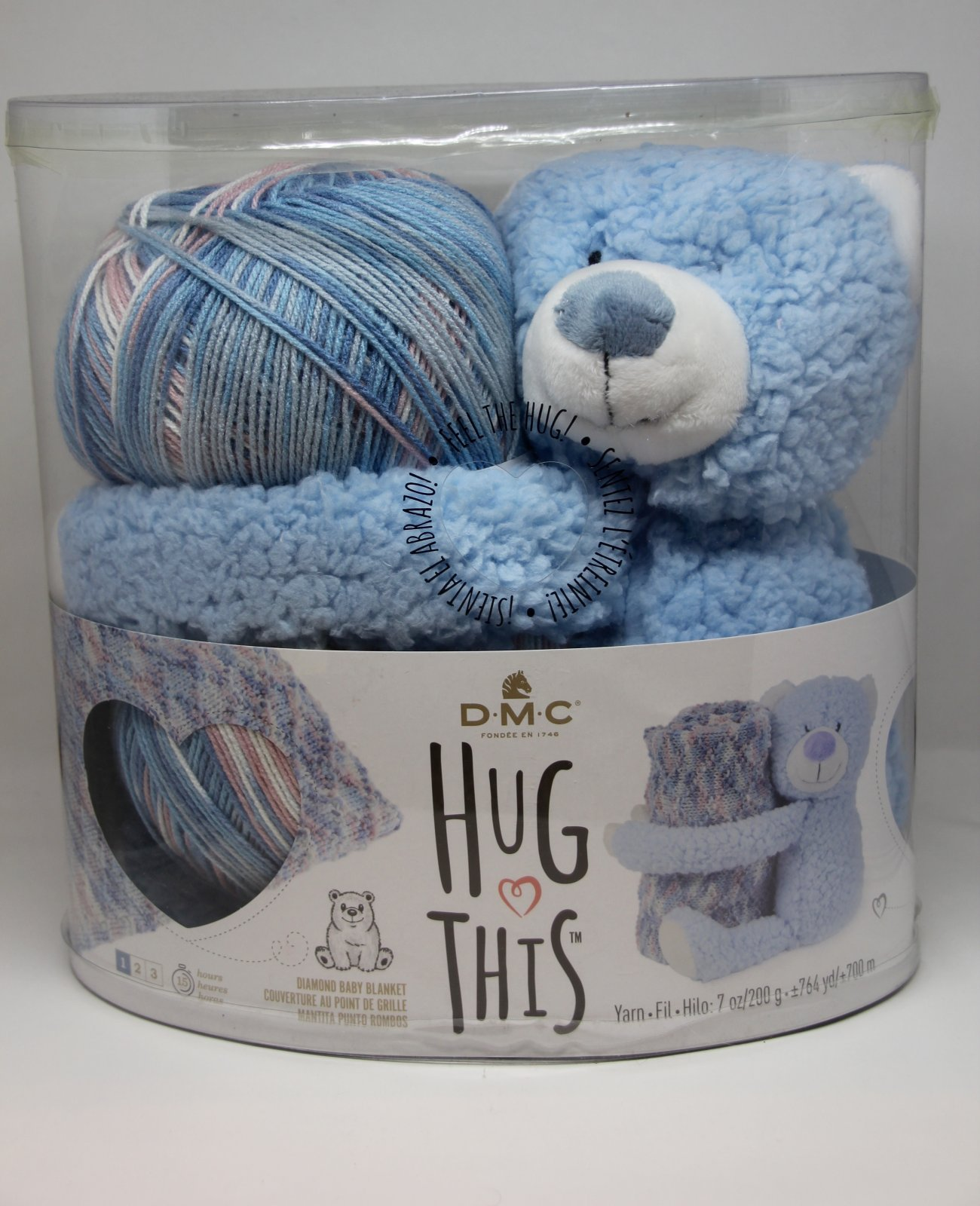 DMC Hug This
