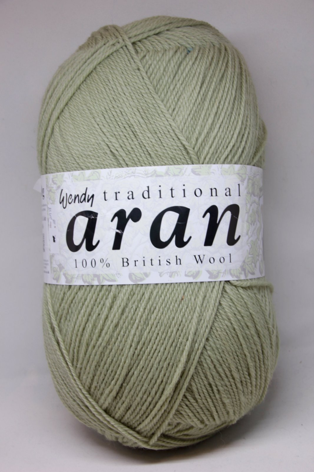 Wendy Traditional Aran 100% British Wool (Yarn Babies)