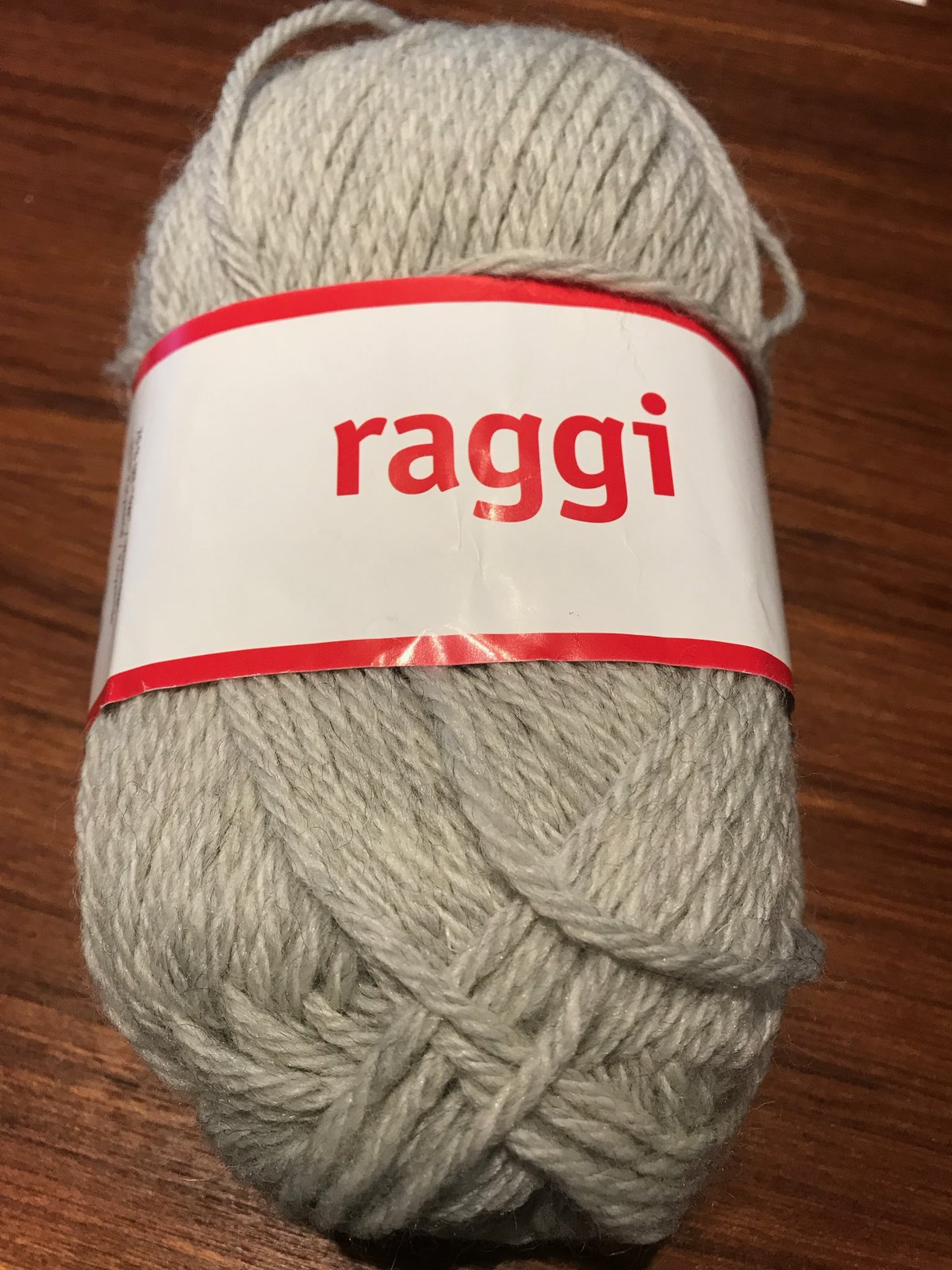 Raggi Worsted Sock Yarn
