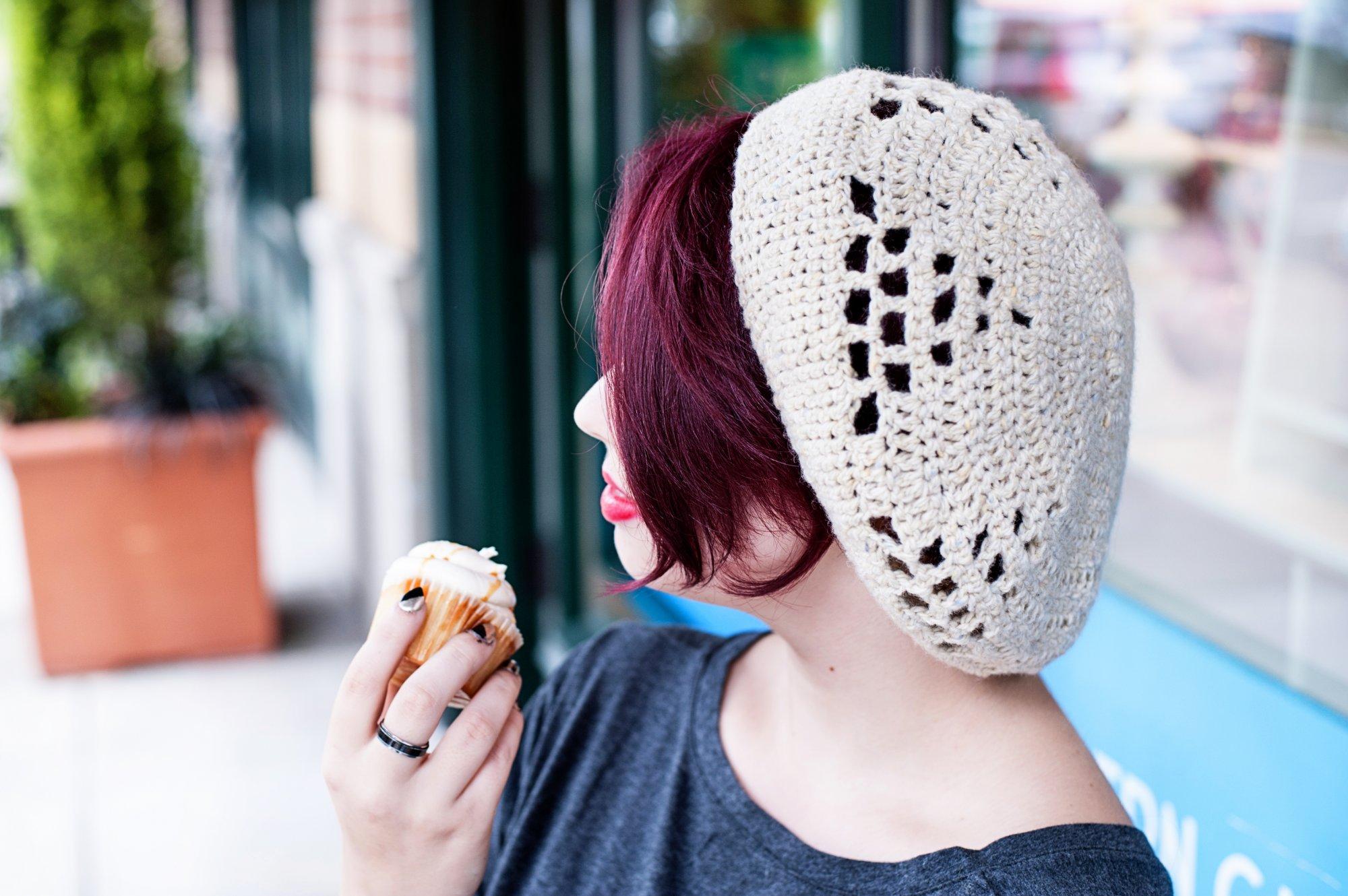 Tiled Tam (Crochet) Kit