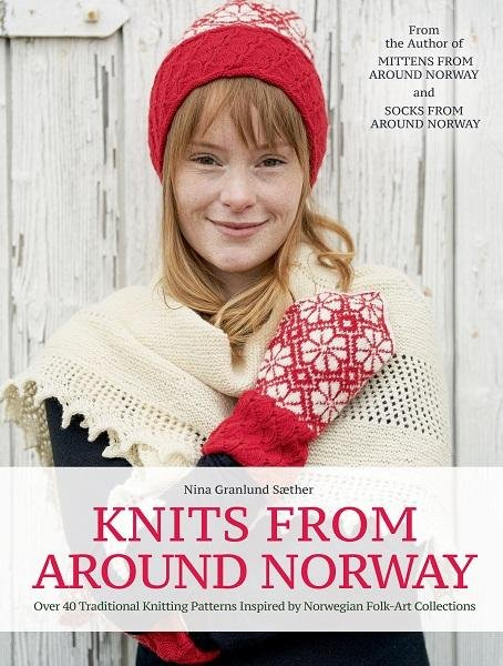 Knits From Around Norway (Pre-Order)