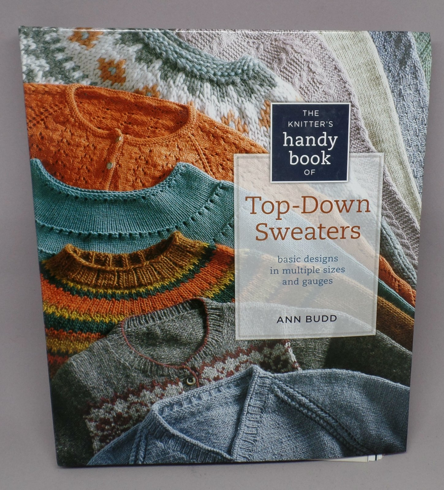 f66852fad43f Knitter s Handy Book of Top-Down Sweater Patterns