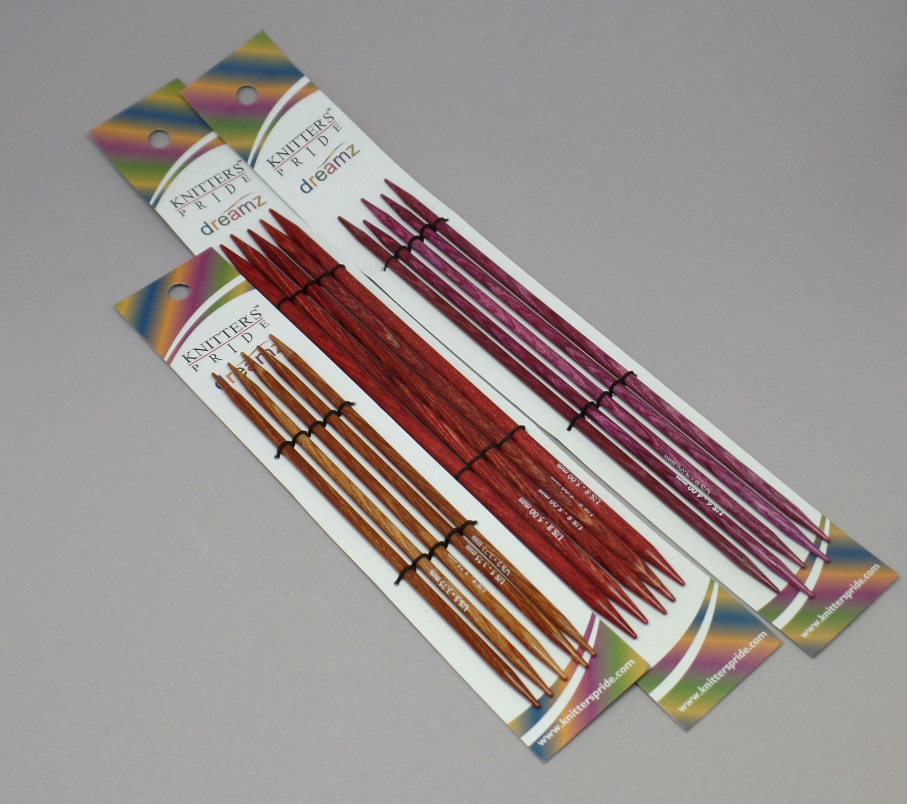 Knitter's Pride Symfonie Dreamz Double Pointed Needles