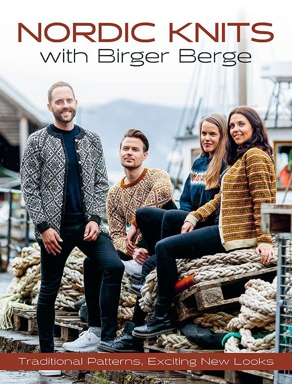 Nordic Knits with Berger Birge (Pre-Order)